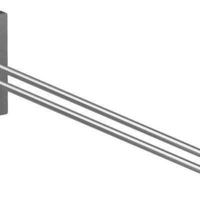 Stetoskop holder, T-spor, endebuk JB 208-00-00