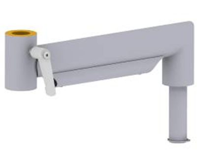Extension Monitor Arm, Stainless Steel, JB 22-00-00