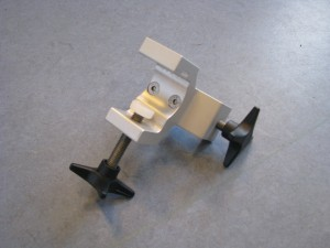 Double Multibracket, mounting eg bed & IV pole, JB 158-06-05