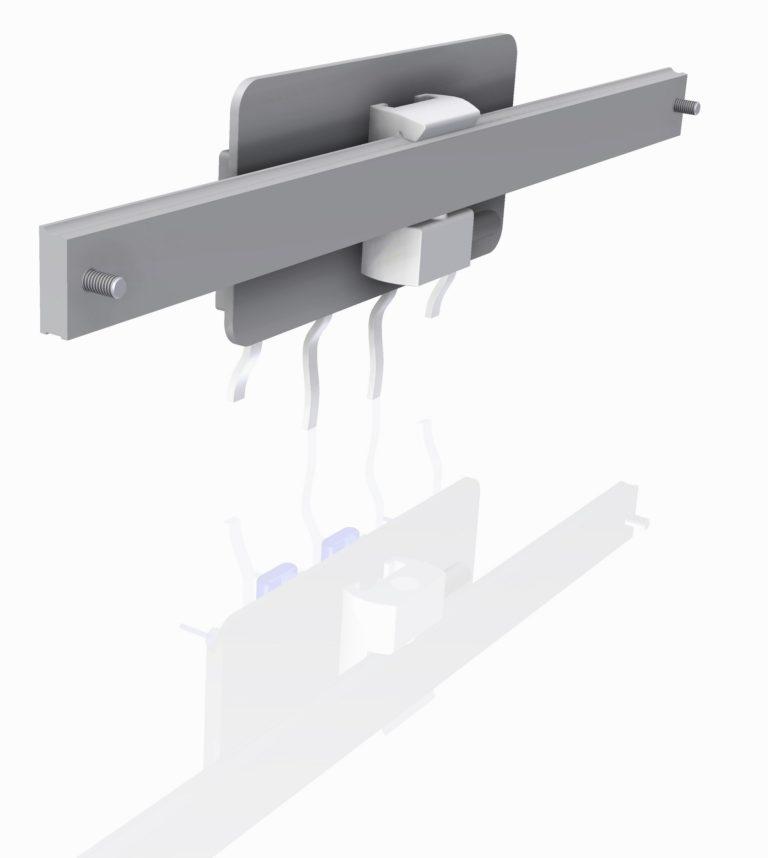 4-Position Transducer Mount, JB 289-00-00