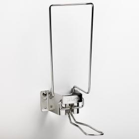 Alcohol & Soap Dispenser,14 cm Arm,1 litre Bag/Bottles, JB 42-79-00