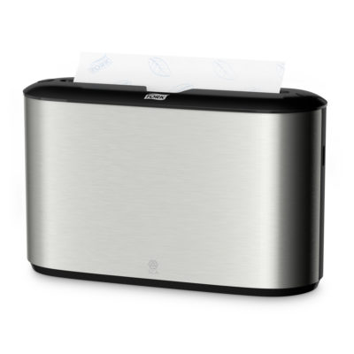Tork Xpress® Dispenser Multifold Håndklædeark, Bord, Rustfast Stål, JB 11-76-36