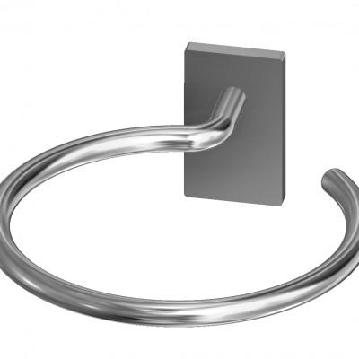 Bracket for sharps container Ø100mm,fits among others, AP Medical 0.7L, JB 255-00-00