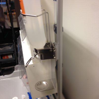 Adapter T- beslag, drypbakker, sæbe-& spritdispenser, JB 213-00-00