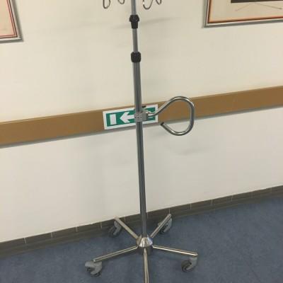 "IV Pole ""Small"", One Hand telescopic solution, JB 306-2-317-211"