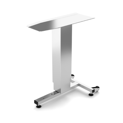 Arm table, Stainless Steel, Electrical Height Adjustment, JB 100 30