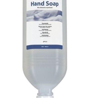Håndsæbe, Abena, uden farve og parfume, 1000 ml, JB 69-22-02