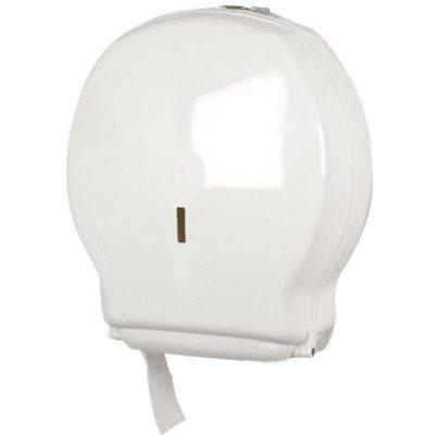Dispenser, Neutral, til midi jumbo toiletruller, midi, JB 28-82