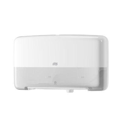 Tork Dispenser Twin Mini Jumbo Toiletpapir, JB 555-500