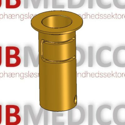 Brass bush, Ø20mm hole, JB 22-00-05